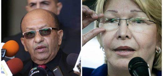 Gobierno da un nuevo paso en su ofensiva contra la fiscal Ortega Díaz | Foto: El Nacional
