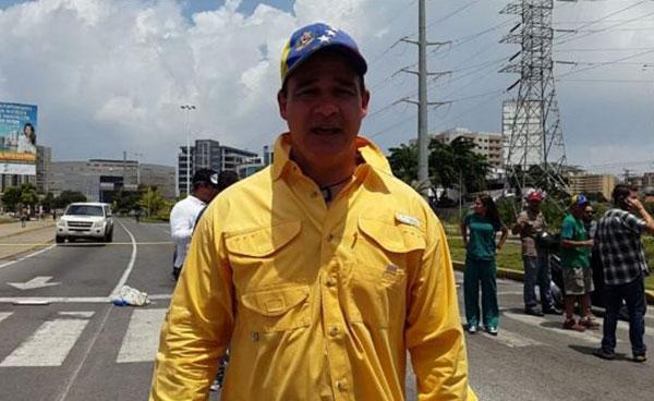 Frank Díaz, presidente de la Cámara Municipal de Urbaneja, será juramentado como alcalde de Lechería | Captura de video