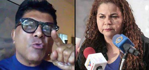 Franklin Virgüez arremete contra Iris Varela | Notitotal