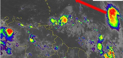Desplazamiento de una Onda Tropical, señala el Inameh |Foto cortesía
