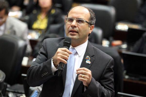 Diputado por la Unidad, Jorge Millán |Foto cortesía