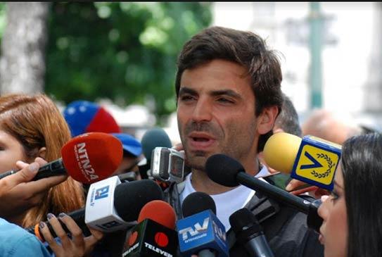 Diputado de la Unidad, Juan Andrés Mejías |Foto: Nota de prensa