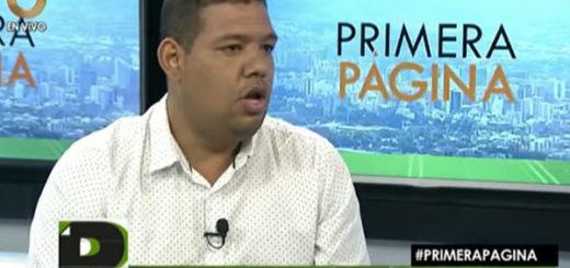 Candidato a la ANC por el estado Vargas, Juan Iriarte | Captura de video