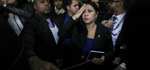 Fiscales iberoamericanos vetaron a Katherine Haringhton por ilegal | Foto: EFE