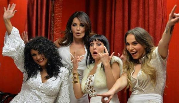 Kiara, Karina, Mayré y Judy Buendían |Foto: Instagram