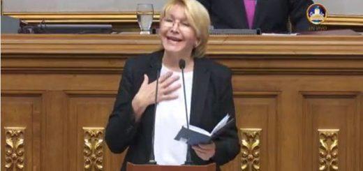 Luisa Ortega Díaz, Fiscal General de la República | Captura de video