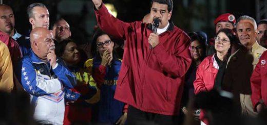 Gobierno instalará la ANC en las próximas horas pese al masivo rechazo de los venezolanos | @PresidencialVen