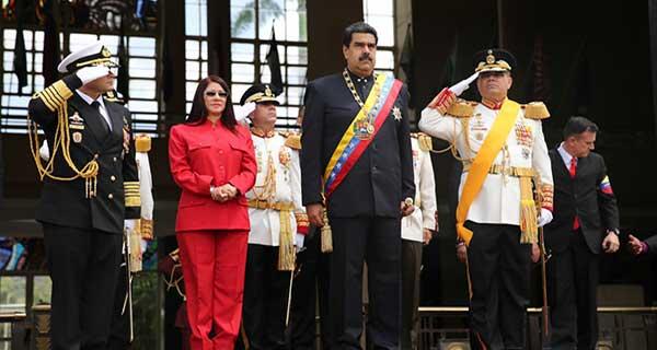 Gobierno de Venezuela | Foto: @Dpresidencia