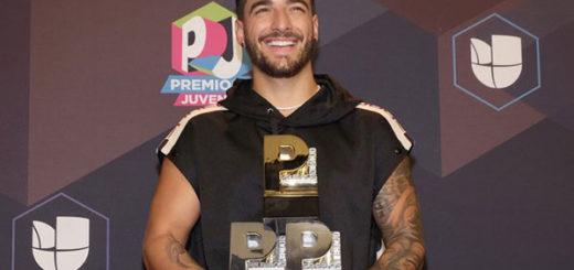 Los ganadores de los Premios Juventud 2017 | Foto: Univisión