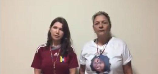 Mensaje enviado por la mamá de Carlos Graffe tras detención del dirigente | Foto: Captura de video