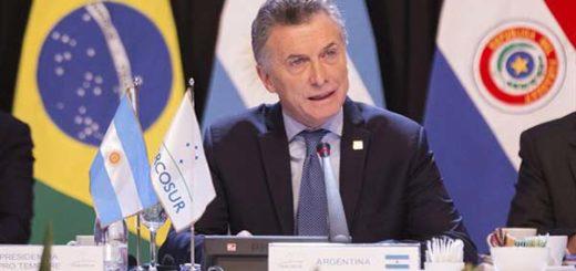 Mauricio Macri, Presidente de Argentina | Foto: Cortesía