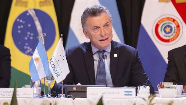 Mauricio Macri, Presidente de Argentina   Foto: Cortesía