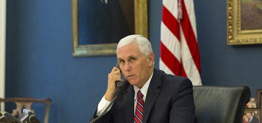 Mike Pence, vicepresidente de EEUU |Foto: Cortesía