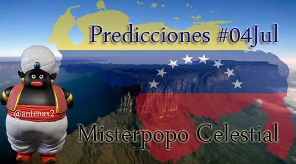 Predicciones de Misterpopo #4Jul | Imagen cortesía