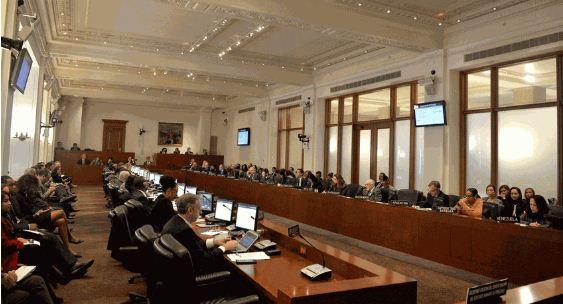 OEA abre esta semana audiencias sobre crímenes de lesa humanidad en Venezuela | Foto: @OEAoficial