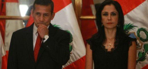 Ollanta Humala irá a prisión junto a su esposa por caso Odebrecht |Foto: Cortesía