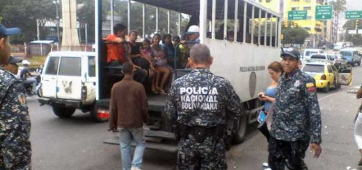 Policía Nacional Bolivariana (PNB) | Foto: Twitter
