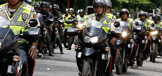 Policía Nacional Bolivariana (PNB) | Foto: Archivo