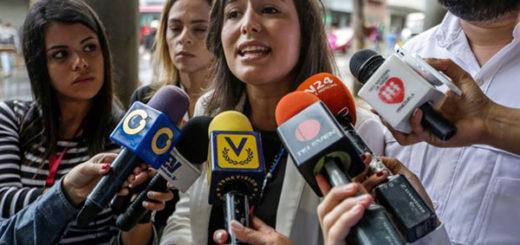 Patricia de Ceballos | Foto: EFE