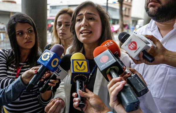 Patricia de Ceballos   Foto: EFE