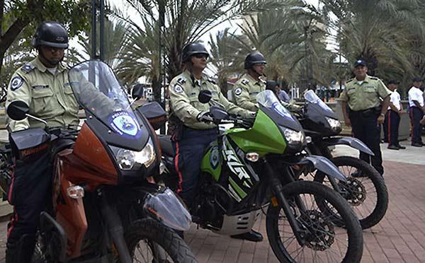 Policía de Lechería | Foto referencial