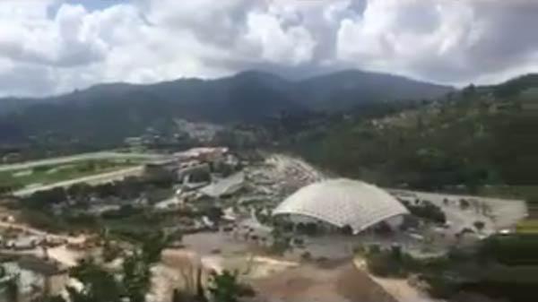 Poliedro de Caracas es por vez primera un centro de votación, habilitado por el CNE |Foto: La Patilla