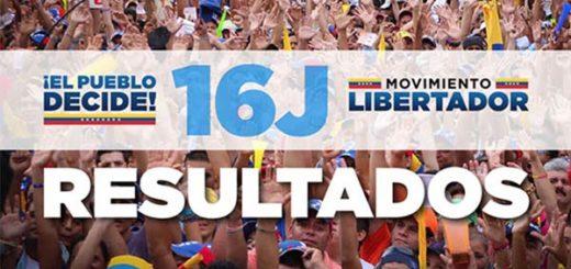 Los venezolanos dijeron que no quieren Constituyente |Foto: Nota de prensa