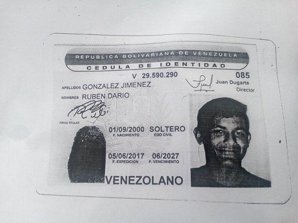 Adolescente fue asesinado durante protesta en La Isabelica | Foto cortesía