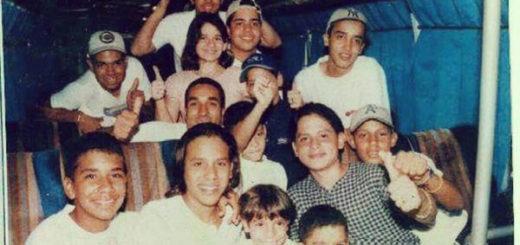 Falleció Carolina Rey, única integrante mujer de Salserín | Foto: Instagram