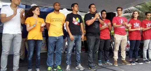 Movimiento estudiantil insta al rector Rondón a revelar cifras reales de la elección a la ANC | Foto: La patilla