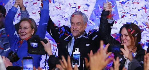 Sebastián Piñera gana primarias en Chile con gran ventaja | Foto: EFE
