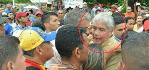 Gobernador de Portuguesa y Castro Soteldo fueron abucheados por multitud   Twitter