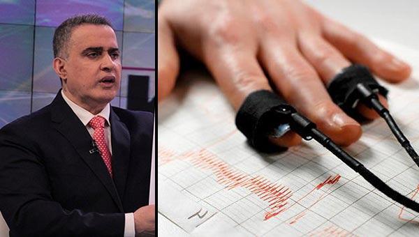 Saab dice que TSJ autorizó la prueba del polígrafo | Fotomontaje Notitotal