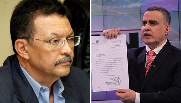 Diputado Germán Ferrer desmiente a Saab   Notitotal