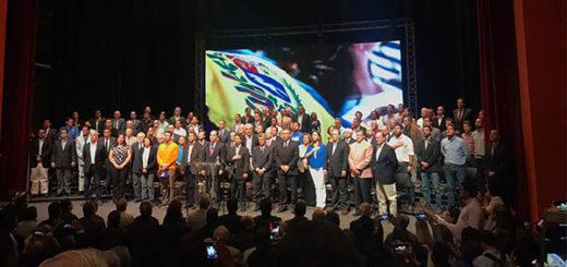 VP respalda llamado de Unidad Nacional a una consulta popular sobre la ANC | Foto: Vía Twitter