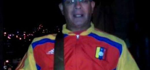 "Valentin Santana, líder del colectivo ""La Piedrita"" amenaza al CICPC | Captura de video"