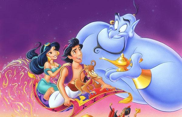 Disney escogió al trío protagonista del remake de Aladdin | Imagen: Disney