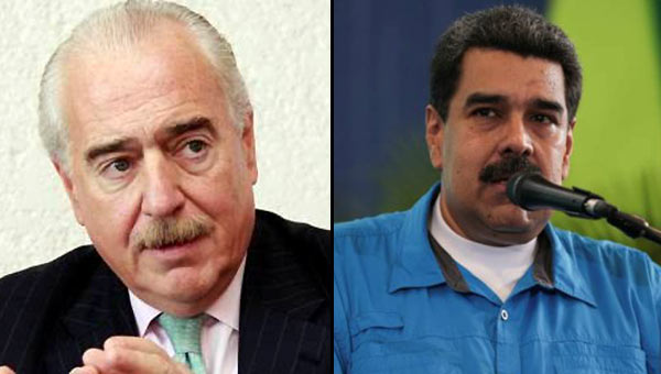 Ándres Pastrana responde a Maduro | Fotomontaje Notitotal
