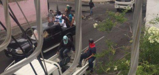 Paramilitares aterrorizaron las calles de Barquisimeto este 30Jun
