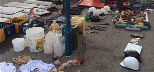 Capturadas 9 personas por hechos violentos en Anzoátegui | Foto: Twitter