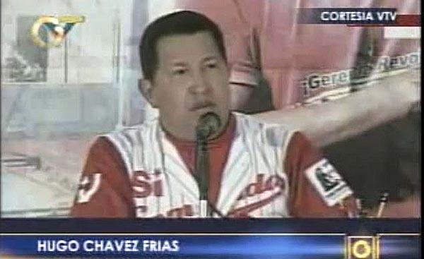 Hugo Chávez | Foto: Captura de video