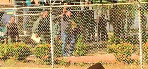 GNB trasladó a tribunales militares al concejal Ángel Machado | Foto: @VPZulia