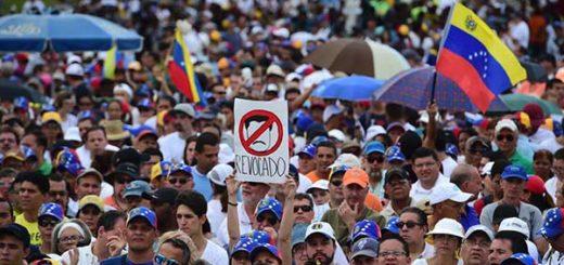 Hoy los venezolanos marchan en apoyo a los nuevos magistrados del TSJ| Foto: Referencial