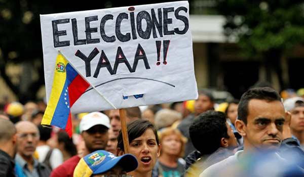 Al menos 14 millones de venezolanos votarán en la consulta del #16Jul | Foto: Referencial
