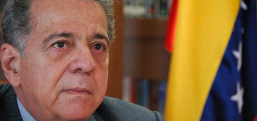 Isaías Rodríguez, segundo Vicepresidente de la ANC| Foto: Archivo