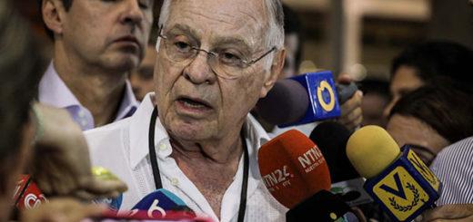 Expresidente de Costa Rica, Miguel Ángel Rodríguez | Foto: EFE