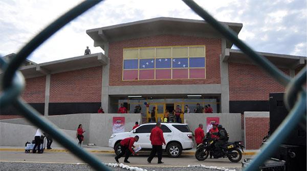 Penitenciaría Fénix | Foto referencial