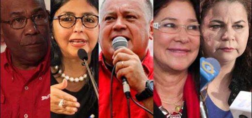Figuras claves del Psuv aseguraron sus escaños en la ANC | Composición