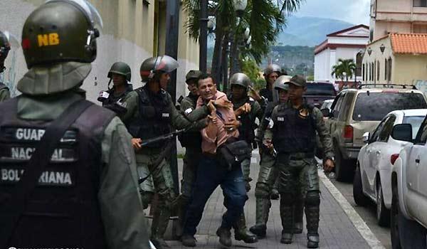 Fotógrafo de La Prensa de Lara | Foto: @enmanueldsousa