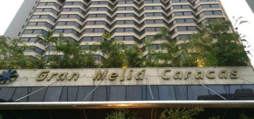 Hotel Meliá Caracas   Foto referencial